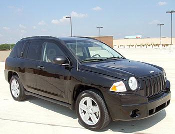 Our view: 2008 Jeep Compass