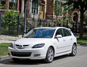 Our view: 2009 Mazda Mazda3