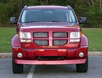 Our view: 2008 Dodge Nitro