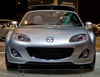 Our view: 2010 Mazda MX-5 Miata