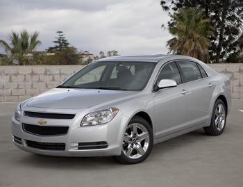 Our view: 2011 Chevrolet Malibu
