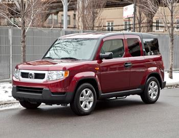 Our view: 2010 Honda Element