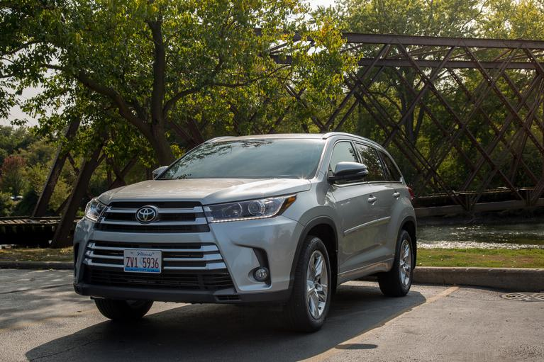 2017 Toyota Highlander: Our View