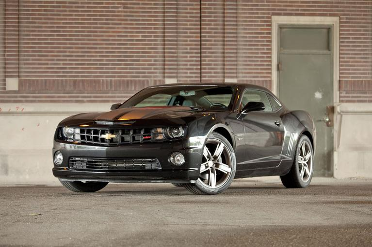 Our view: 2012 Chevrolet Camaro