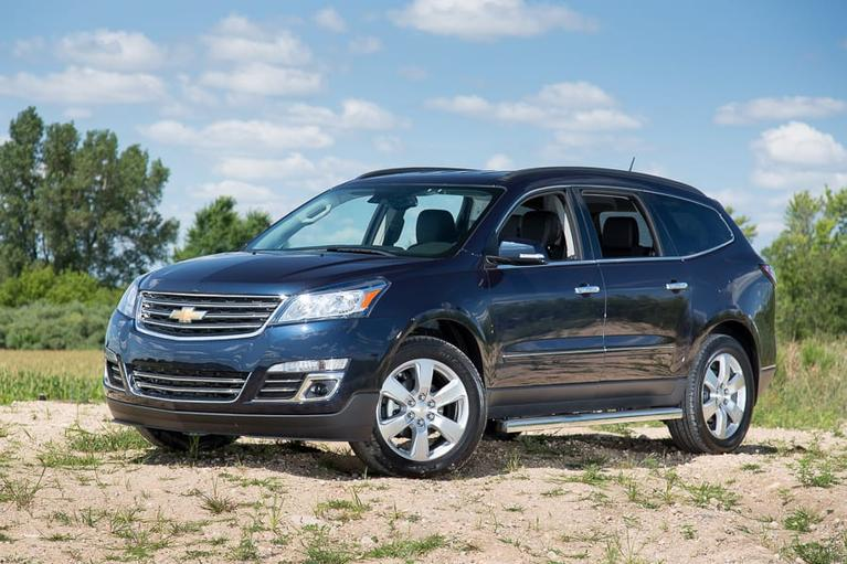 Our View: 2017 Chevrolet Traverse