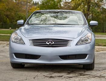 Our view: 2009 Infiniti G37