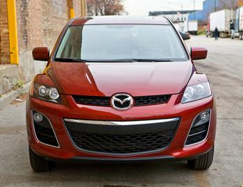 Our view: 2011 Mazda CX-7