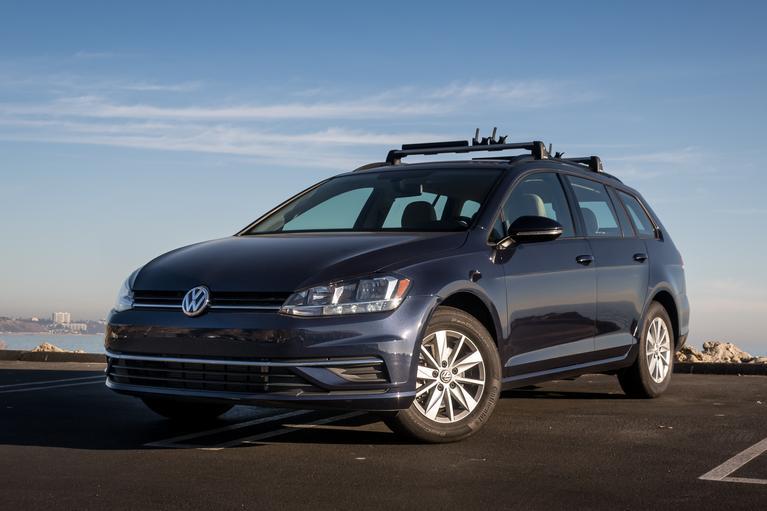 2018 Volkswagen Golf SportWagen Review: A True Member of the Golf Family