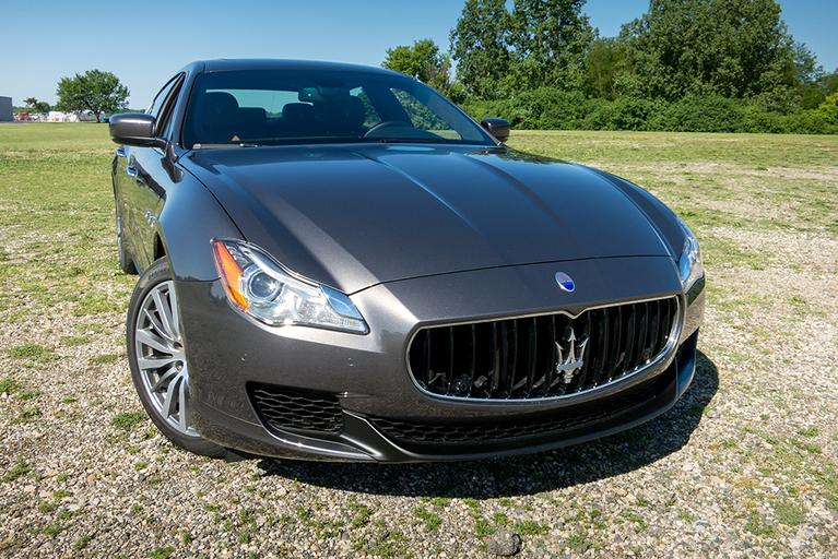 Our View: 2017 Maserati Quattroporte