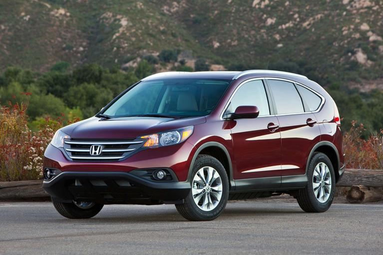 Our view: 2013 Honda CR-V