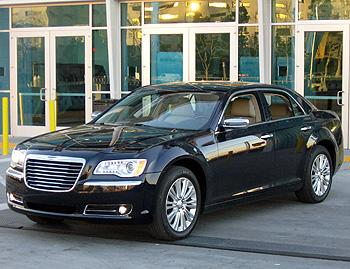 Our view: 2011 Chrysler 300C