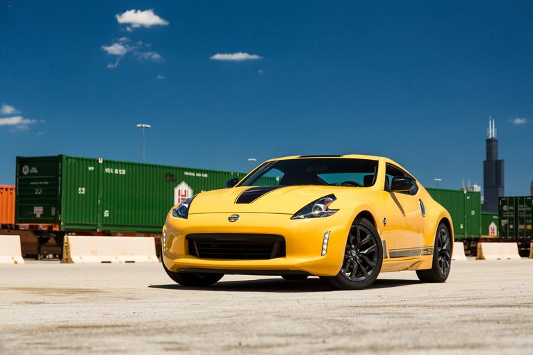 2018 Nissan 370Z: Our View