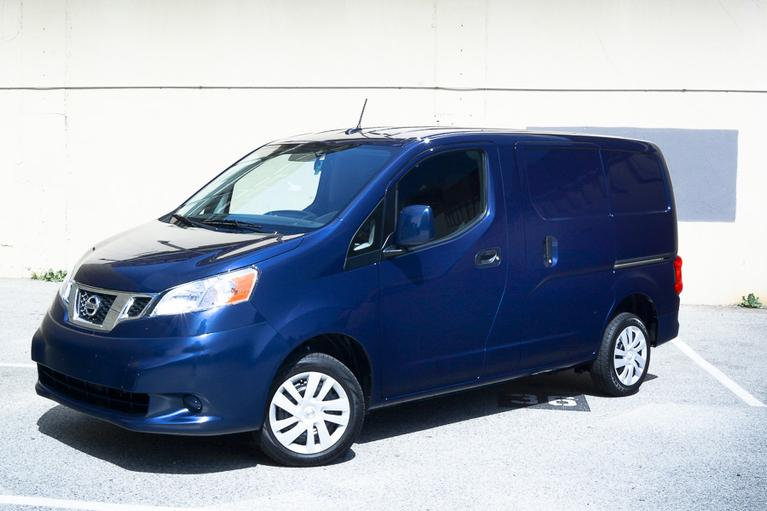 Our view: 2014 Nissan NV200