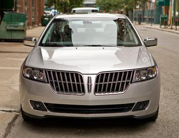 Our view: 2011 Lincoln MKZ