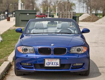 Our view: 2009 BMW 128