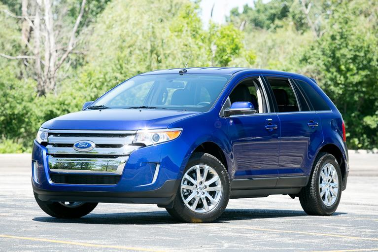 Our view: 2014 Ford Edge