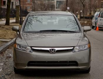 Our view: 2008 Honda Civic