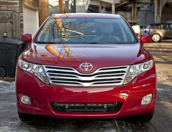 Our view: 2010 Toyota Venza