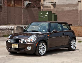 Our view: 2010 MINI Cooper