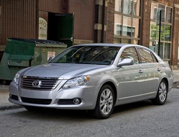 Our view: 2009 Toyota Avalon