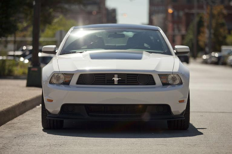 Our view: 2012 Ford Mustang