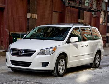 Our view: 2010 Volkswagen Routan
