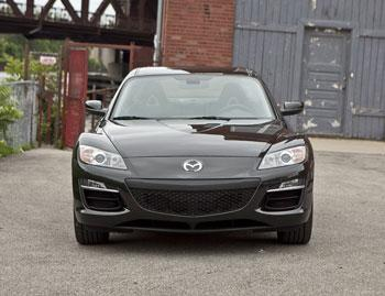 Our view: 2011 Mazda RX-8