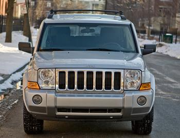 Our view: 2009 Jeep Commander