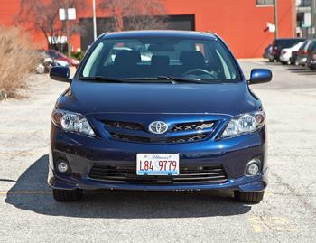 Our view: 2011 Toyota Corolla