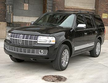 Our view: 2008 Lincoln Navigator