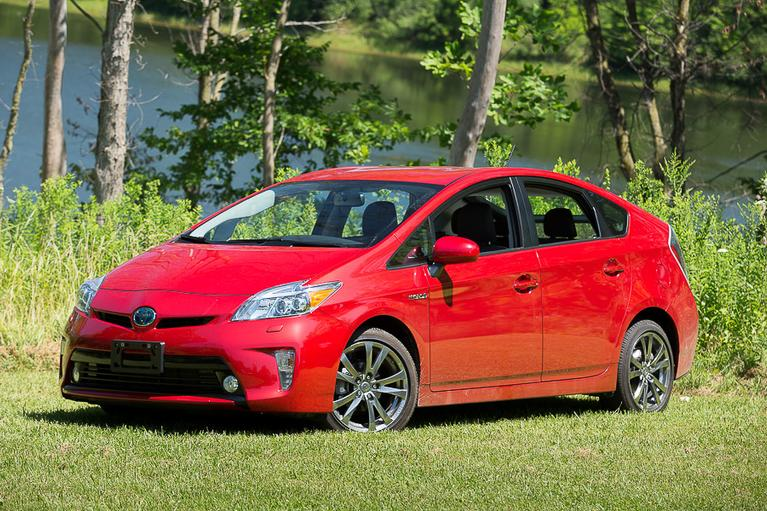 Our view: 2014 Toyota Prius