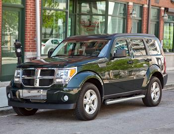 Our view: 2010 Dodge Nitro