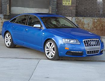 Our view: 2008 Audi S6