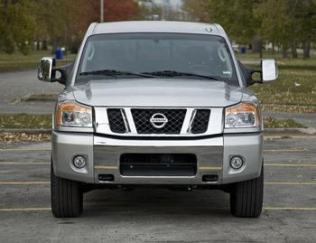 Our view: 2008 Nissan Titan