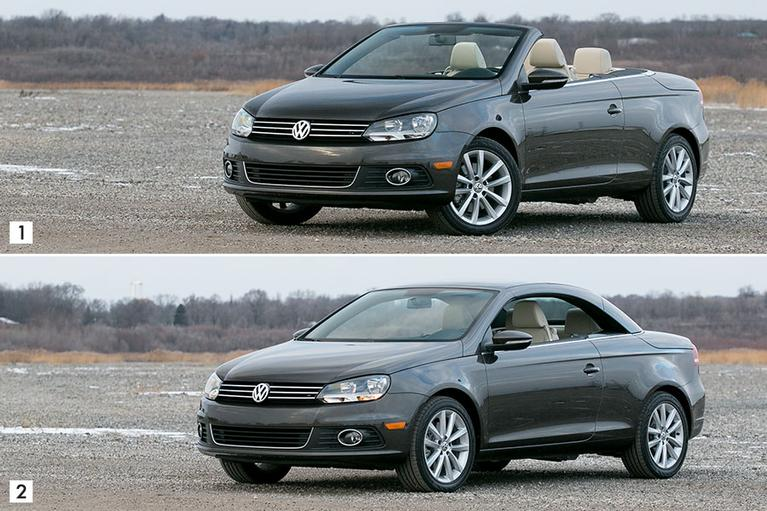 Our view: 2015 Volkswagen Eos