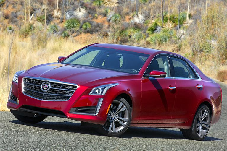 Our view: 2015 Cadillac CTS