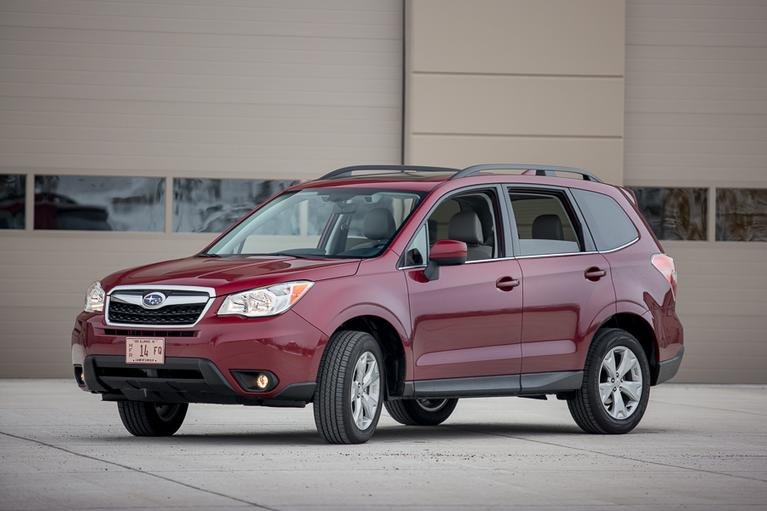 2017 Subaru Forester: Our View