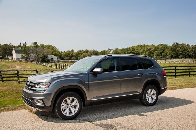 2018 Volkswagen Atlas: Our View