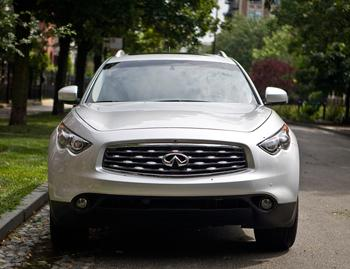 Our view: 2009 Infiniti FX35