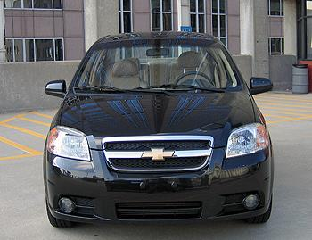 Our view: 2008 Chevrolet Aveo