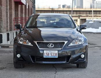 Our view: 2011 Lexus IS 250C