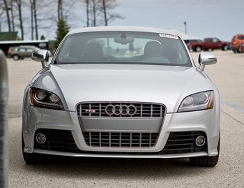 Our view: 2009 Audi TTS