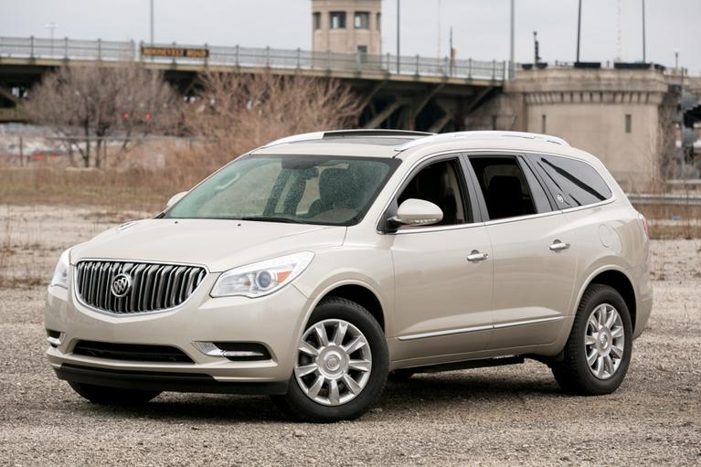 2013 buick enclave overview. Black Bedroom Furniture Sets. Home Design Ideas