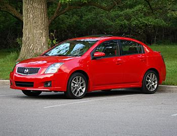 Our view: 2008 Nissan Sentra
