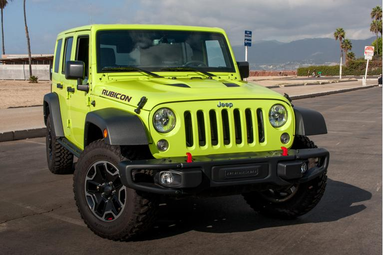 Our View: 2017 Jeep Wrangler Unlimited