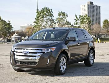 Our view: 2011 Ford Edge