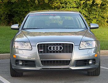 Our view: 2008 Audi A6
