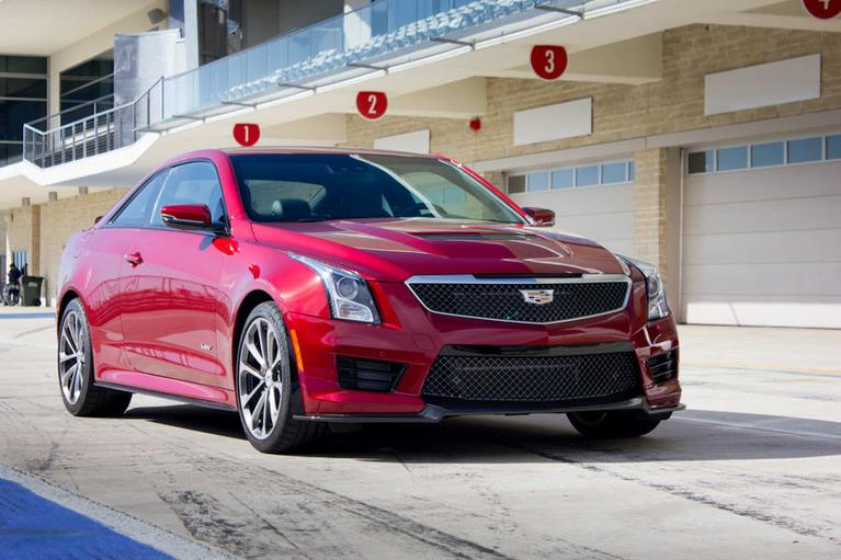 Our View: 2017 Cadillac ATS-V