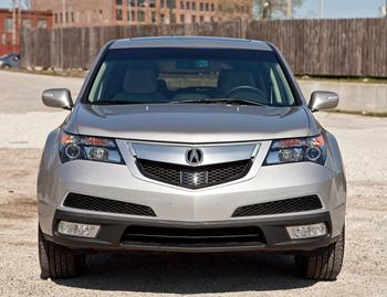 Our view: 2012 Acura MDX