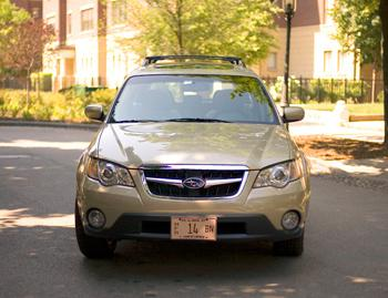 Our view: 2008 Subaru Outback